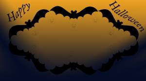 happy-halloween-bat-frame-wallpaper