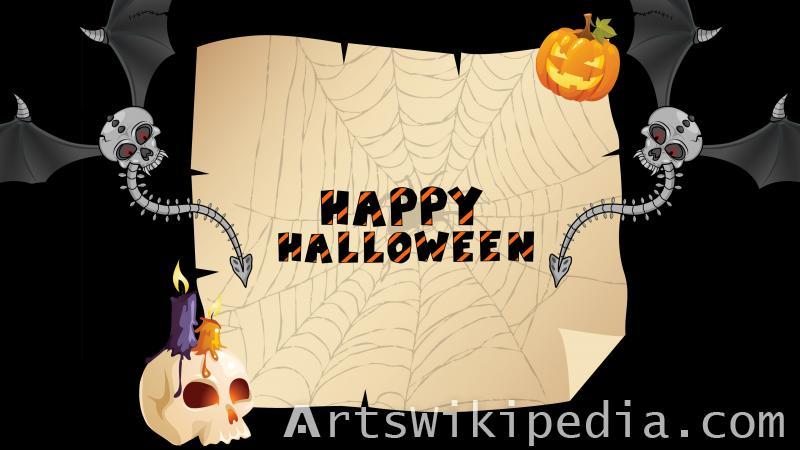 happy halloween banner image