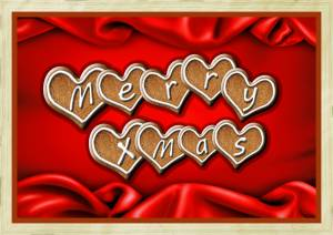 merry christmas cookies image