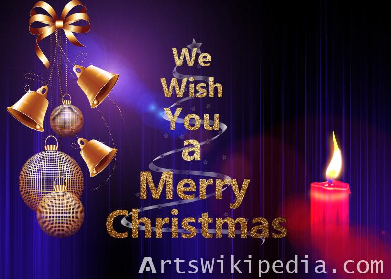 we wish you a merry christmas image