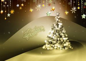 bubbles-glossy-tree-christmas-picture