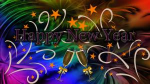 happy new year celebrate picture