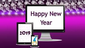 happy new year 2019 funny picture