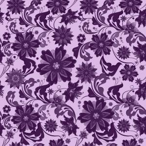 pattern-flowers-dark-purple-image
