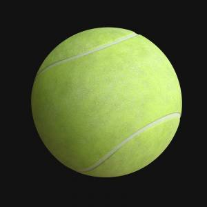 PNG Tennis Ball