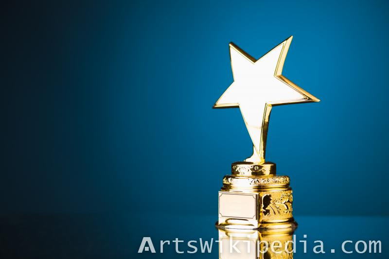 Star trophies photography