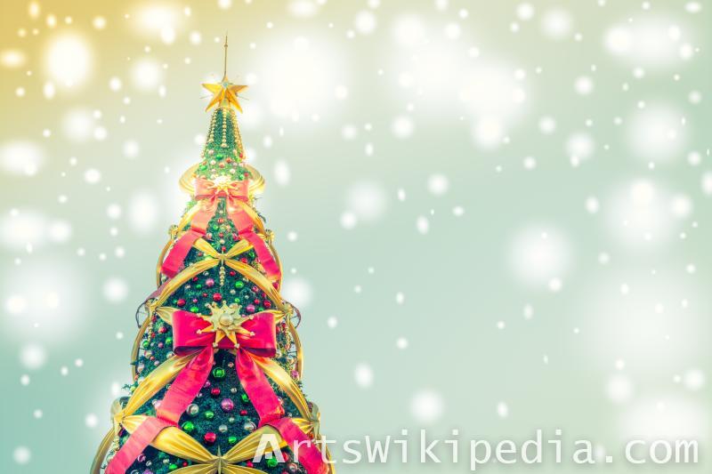 Christmas tree image 2018