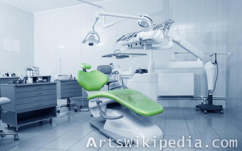 Modern Dental Office image