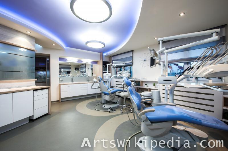 Modern Dental Clinic office