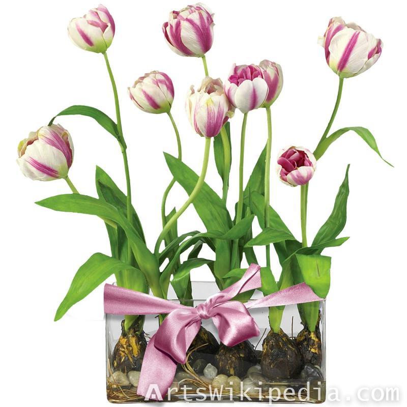 flower gift clipart