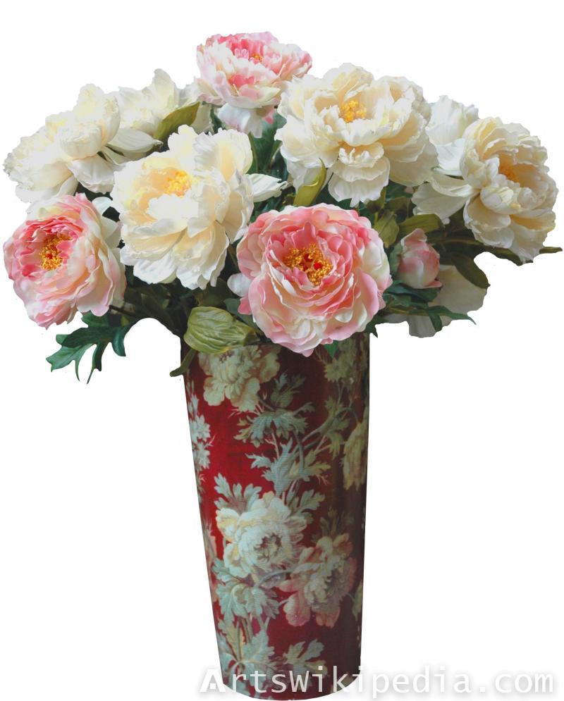 flowers poche