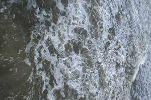 texture of ocean waves