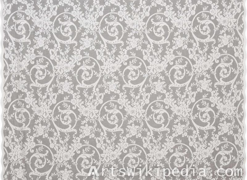 netted fabric pattern texture