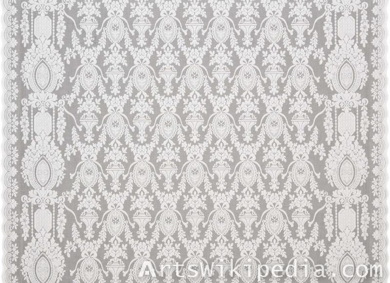 tulle cloth pattern image