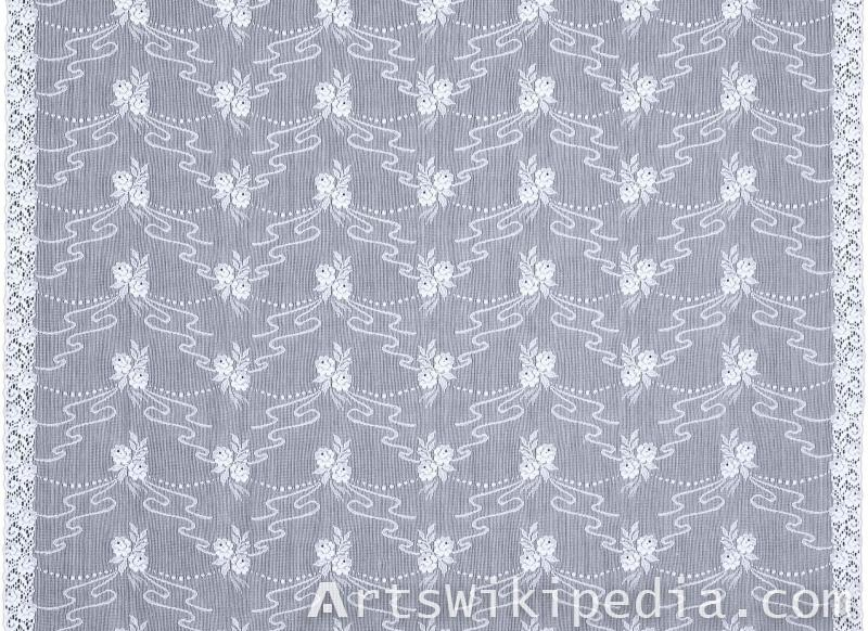 tulle cloth pattern texture