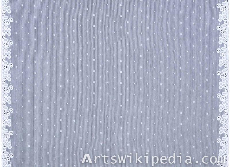 silk tulle texture