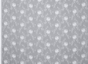 fabric netted pattern