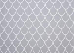 silk pattern netted cloth