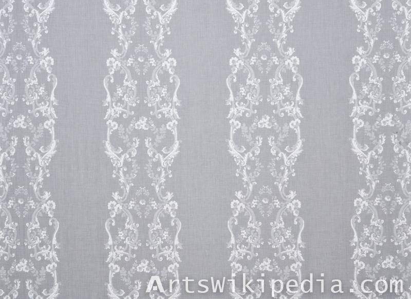 free lace netted texture