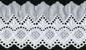 netted lace cloth texture