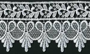 lace cloth texture