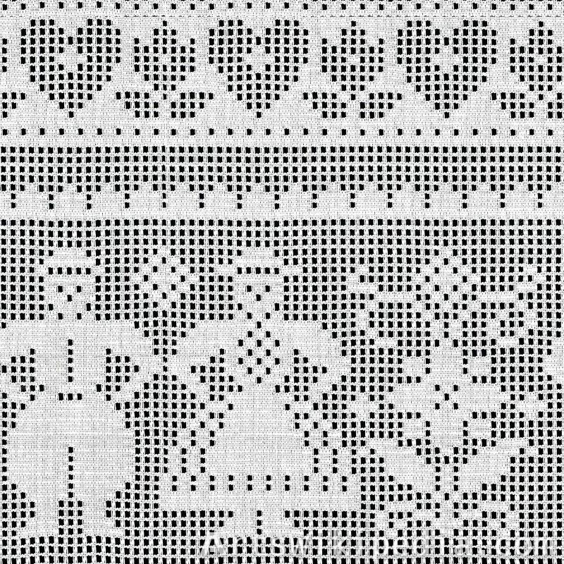 lace design texture