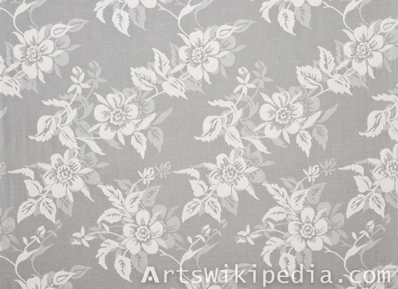 lace tulle cloth flower texture