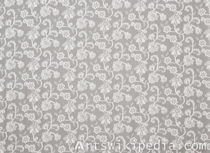 silk lace flower texture