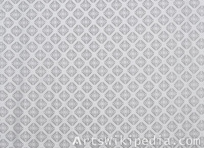 silk lace texture