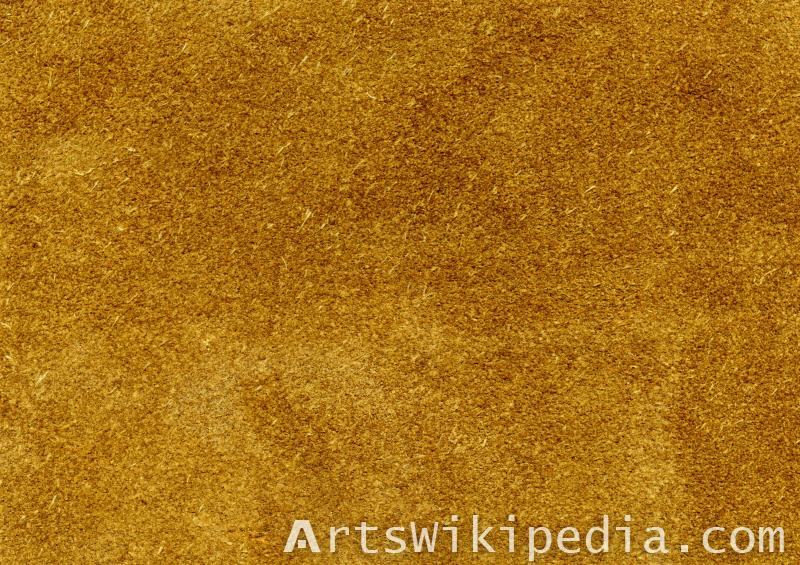 golden yellow leather texture