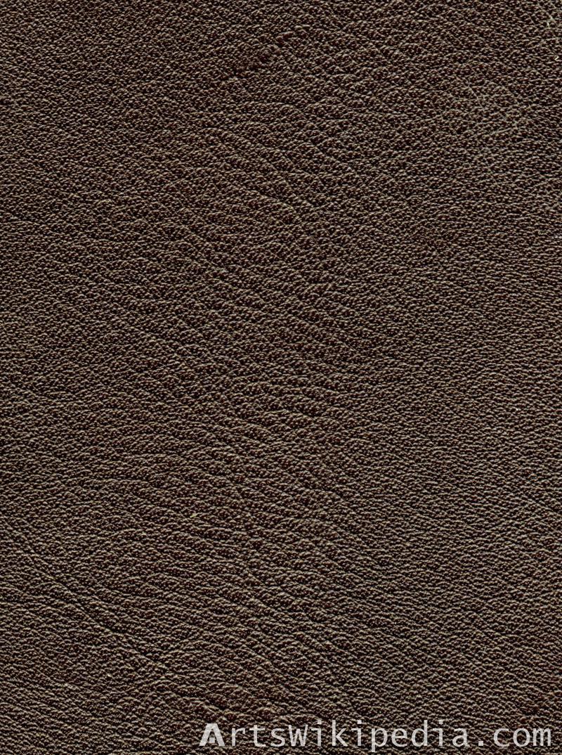 black animal leather texture