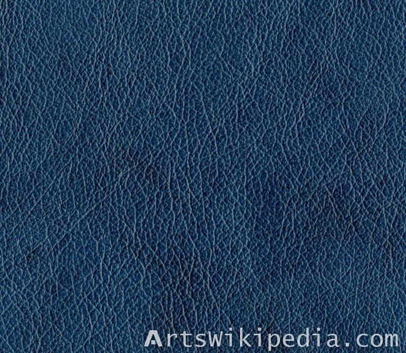 jeans blue leather texture