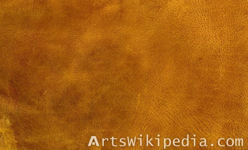 brown texture of leather