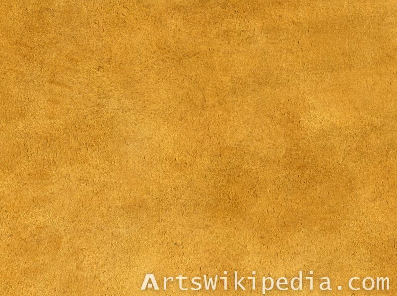 beige genuine animal leather
