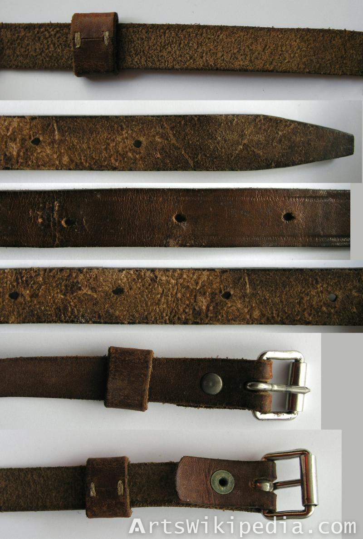 leather belt texture