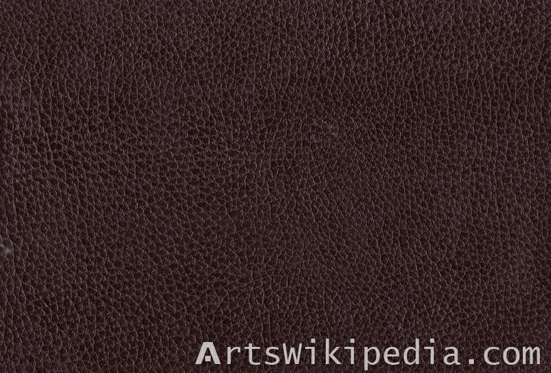 black genuine leather skin texture