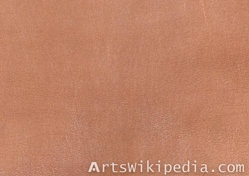 skin colored leather texture