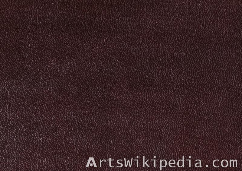 free seamless dark  leather texture