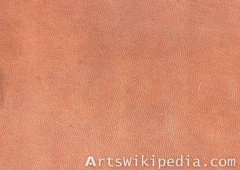 pink genuine leather texture