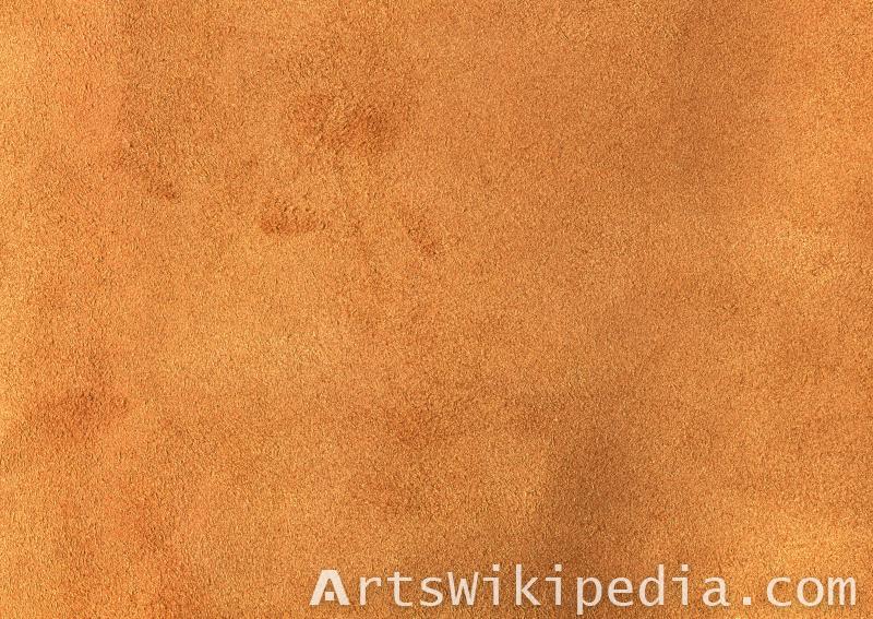 free genuine beige leather texture