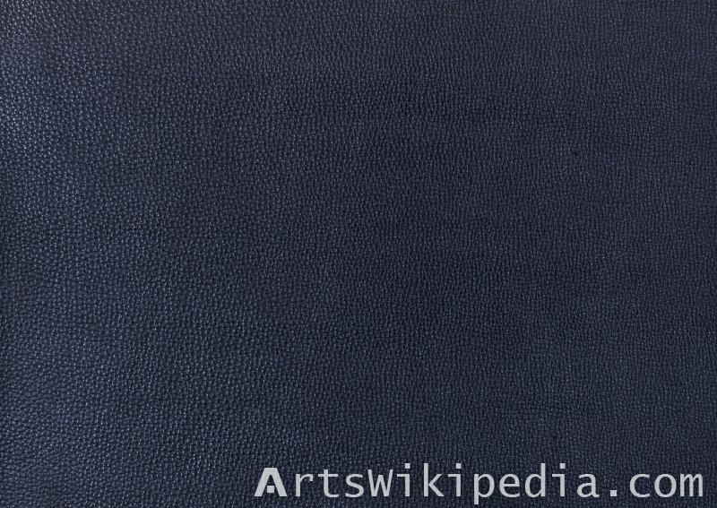 new blue leather texture
