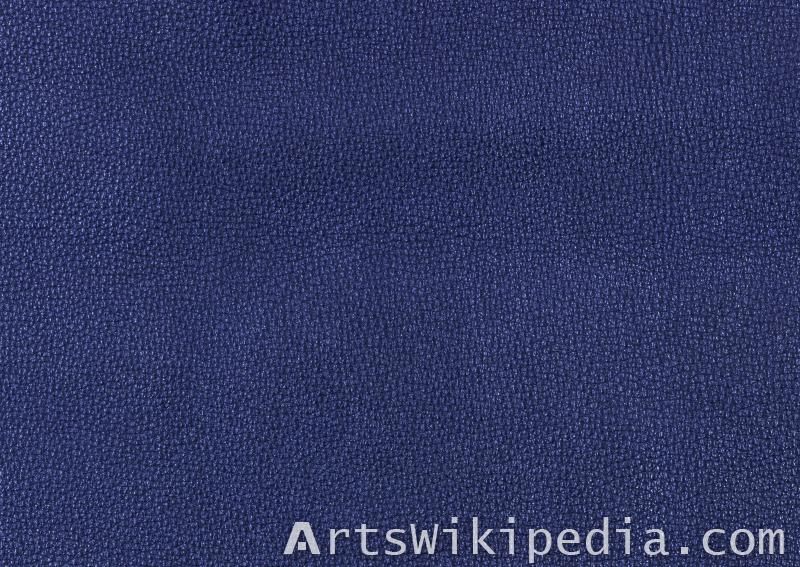 new blue genuine leather texture