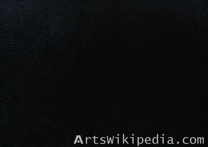 Leather black seamless texture