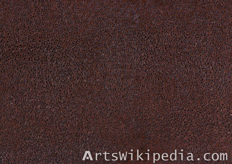animal black Leather seamless texture