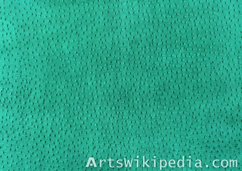 animal Leather green texture
