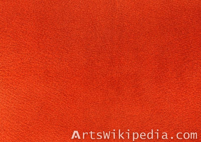 red albedo map leather texture