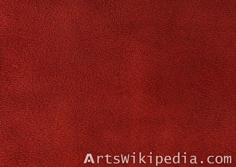 brown albedo leather texture
