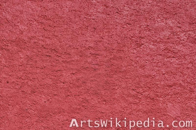 pink stucco texture