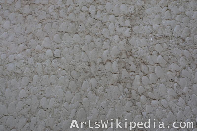 stucco texture unity