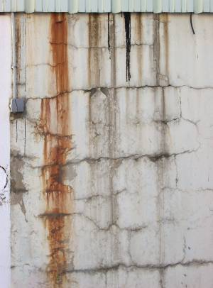 wall rust dirt texture